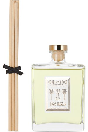 Coqui Coqui Perfumes Rosas Frescas Room Diffuser, 375 mL