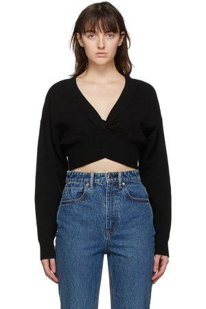 Alexanderwang.t Wool Twist Sweater