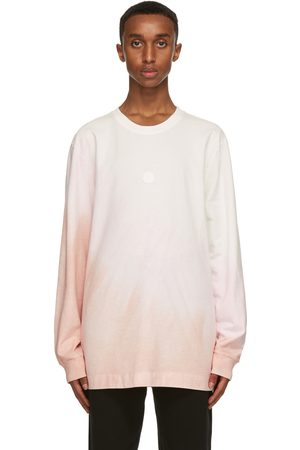 Moncler Genius 6 Moncler 1017 ALYX 9SM White & Jersey Long Sleeve T-Shirt