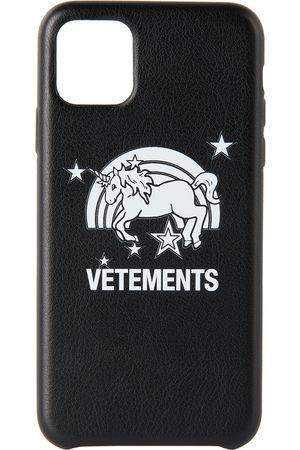 VETEMENTS Unicorn iPhone 11 Pro Max Case