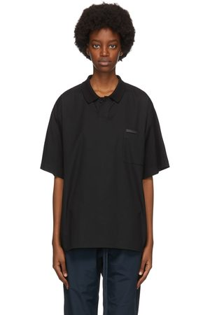 Fear of God Poplin Polo