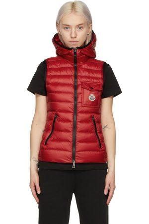 Moncler Longue Saison Down Glyco Vest
