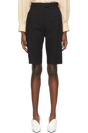 Dries Van Noten Gabardine Bermuda Shorts