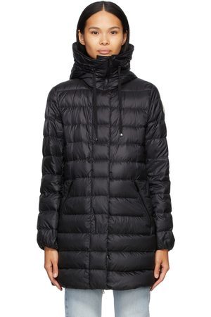 Moncler Down Gnosia Mid-Length Coat