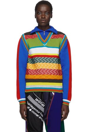 Ahluwalia Multicolor AGR Edition Knit Turtleneck