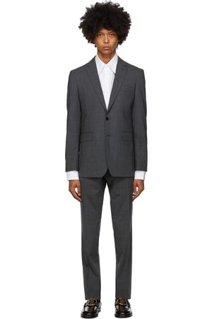 Burberry Wool Slim Suit