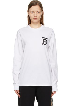 Burberry Monogram Atherton Long Sleeve T-Shirt