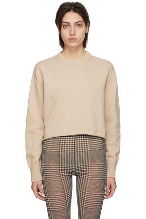 MM6 Maison Margiela Elbow Patch Sweater