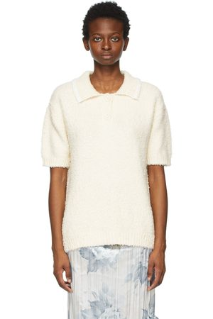 Acne Studios Brushed Cotton Polo