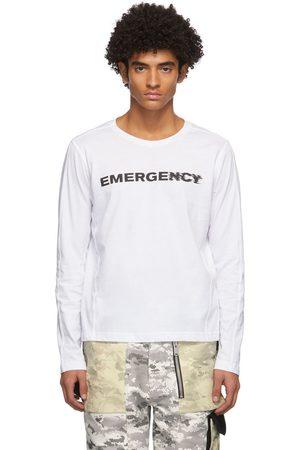 ADYAR SSENSE Exclusive Logo Long Sleeve T-Shirt