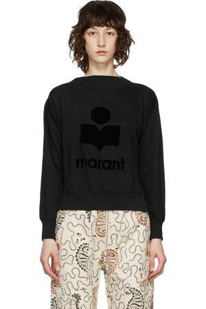 Isabel Marant Etoile Mock Neck Kilsen Sweatshirt