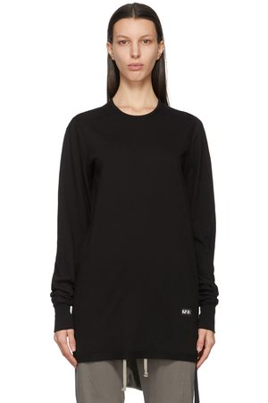Rick Owens Drkshdw Level Long Sleeve T-Shirt