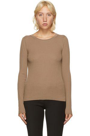 S Max Mara Wool Mattia Crewneck Sweater