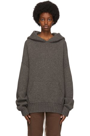 Fear of God Brushed Knit Hoodie