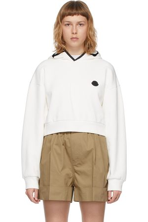 Moncler Cropped Hoodie