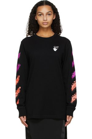 Off-White Marker Long Sleeve T-Shirt