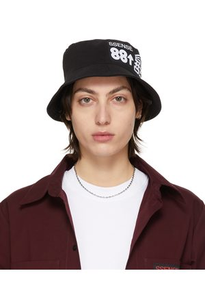 SSENSE WORKS SSENSE Exclusive 88rising Patch Bucket Hat