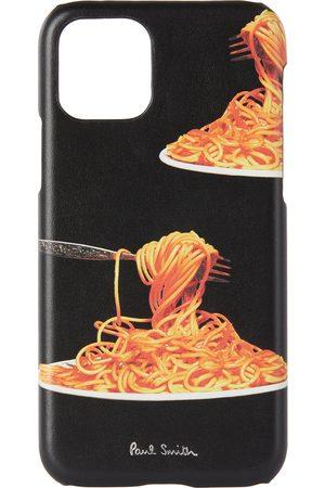 Paul Smith 50th Anniversary Black Spaghetti iPhone 11 Pro Case