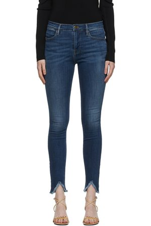 Frame Blue 'Le High Skinny' Jeans