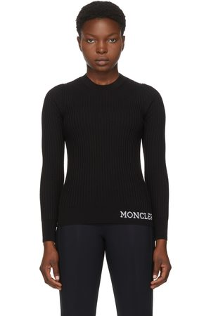 Moncler Pleated Logo Sweater
