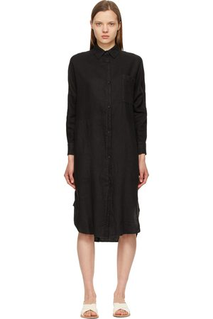 Max Mara Leisure Linen Procida Shirt Dress