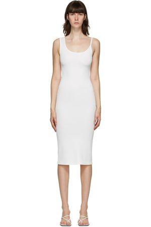 Christopher Esber SSENSE Exclusive Asymmetric Strap Midi Dress