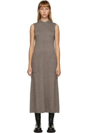 Peter Do SSENSE Exclusive Knit Sleeveless Dress