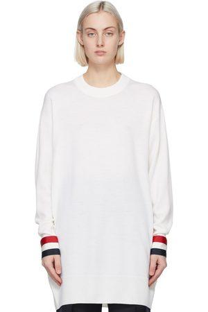 Thom Browne Merino Oversized Fit Sweater