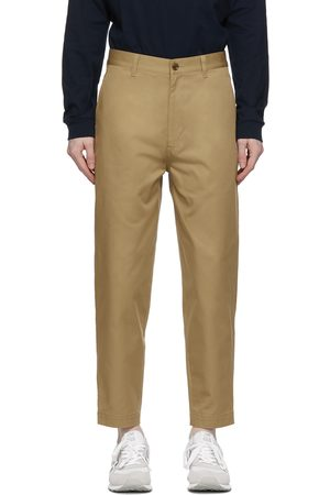 Comme des Garçons Homme Tapered Chino Trousers