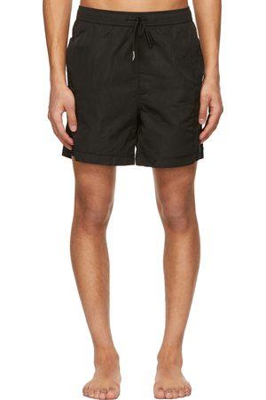 Moncler Nylon Boxer Mare Swim Shorts