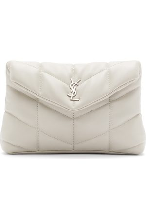 Saint Laurent Small Loulou Puffer Pouch