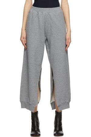 MM6 Maison Margiela Slit Lounge Pants