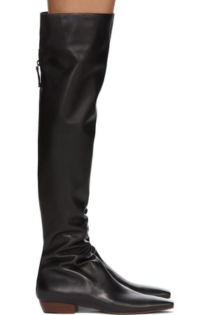 The Row Slouch Flat Tall Boots