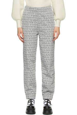 GANNI Grey Isoli Lounge Pants