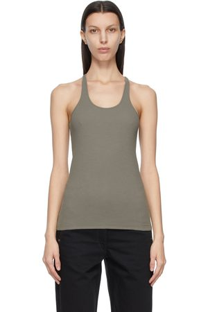 Lemaire Crêpe Jersey Tank Top