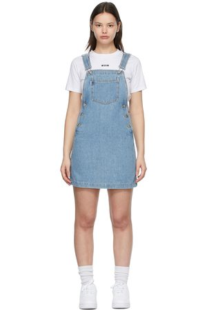MSGM Overall Dress