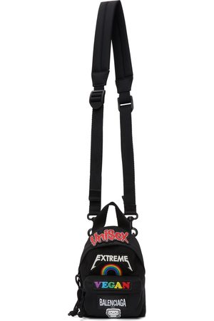 Balenciaga Mini Gamer Patch Backpack