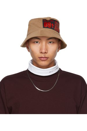 SSENSE WORKS SSENSE Exclusive 88rising Patch Bucket Hat