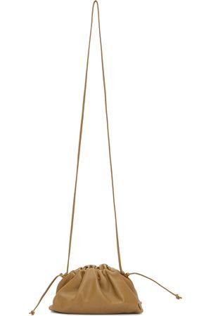 Bottega Veneta Brown 'The Mini Pouch' Clutch
