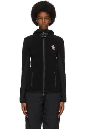 Moncler Grenoble Contrast Zip-Up Jacket