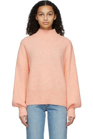 Won Hundred Pink Alpaca Blakely Turtleneck