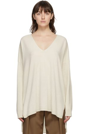 Julia Jentzsch Off- Cashmere Yara Oversized Sweater
