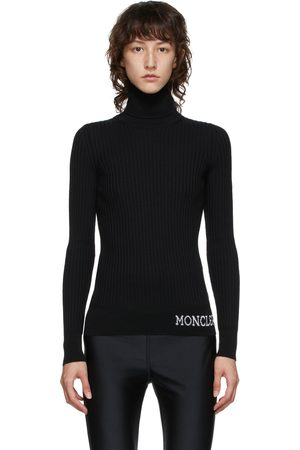 Moncler Ribbed Turtleneck