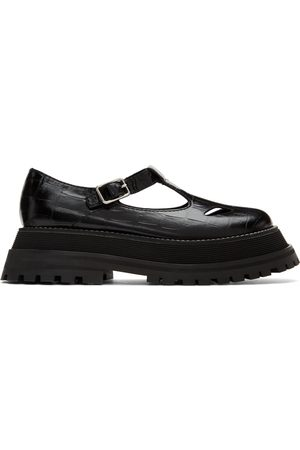 Burberry T-Bar Loafers