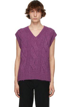 We11done Cable Knit Vest