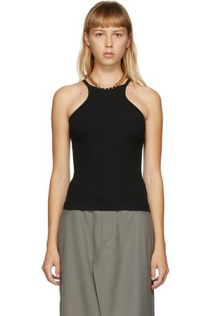 Dion Lee Chain Necklace Tank Top