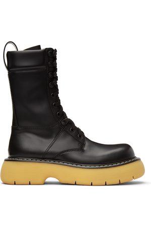 Bottega Veneta 'The Bounce' Lace-Up Boots