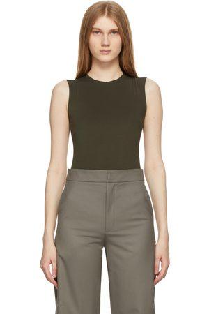 GAUCHERE Green Jersey Bodysuit