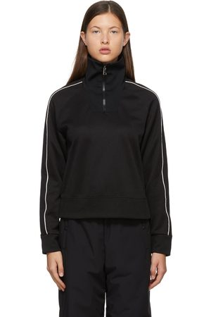 Moncler Half Zip-Up Sweatshirt