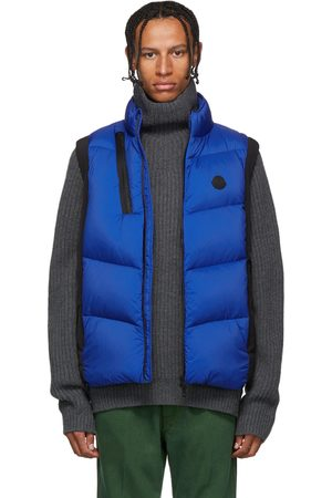 Moncler Black & Down Jacot Vest
